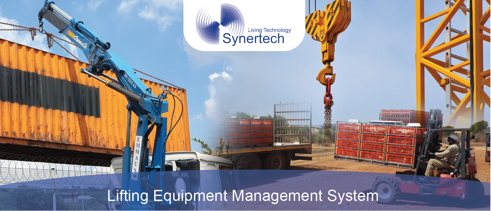 Lifting Equipment Management System Brochure